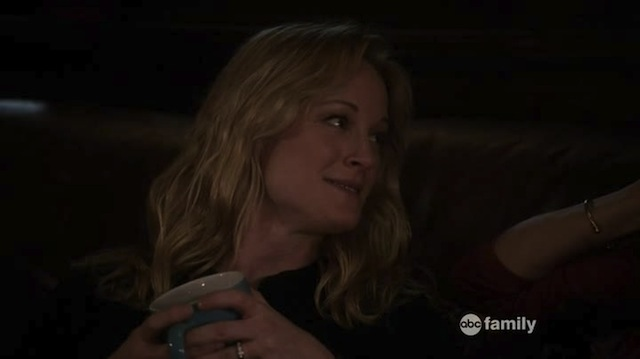 Tea makes everything better. And so does Stef's smile.