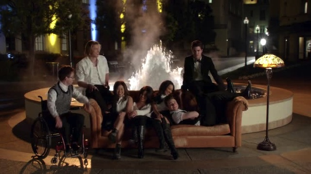 It was Blaine who first realized that there was a dead mouse inside that ratty old couch they found on the street
