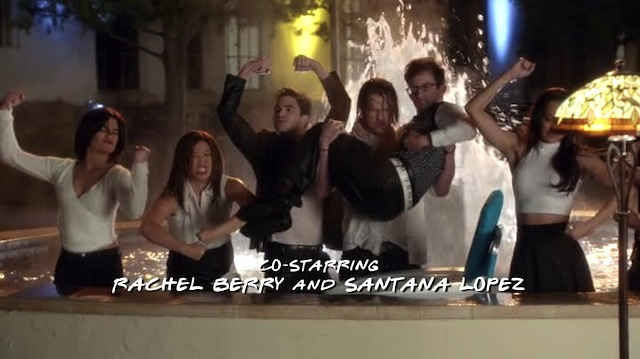 Santana kept trying to teach her friends how to properly fist, but nobody ever paid attention!