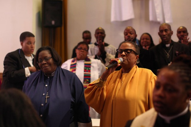The Rivers at Rehoboth choir and ministry  via The Spook Who Sat by the Door