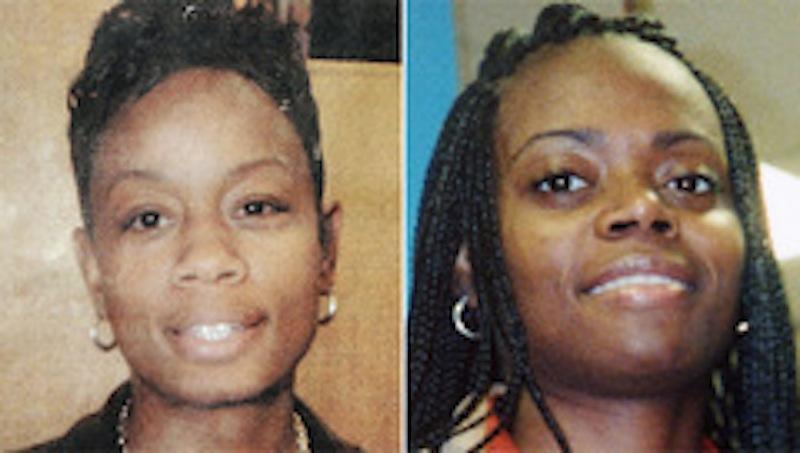 Shani Baraka (left) and Rayshon Holmes (right) via NJ.com