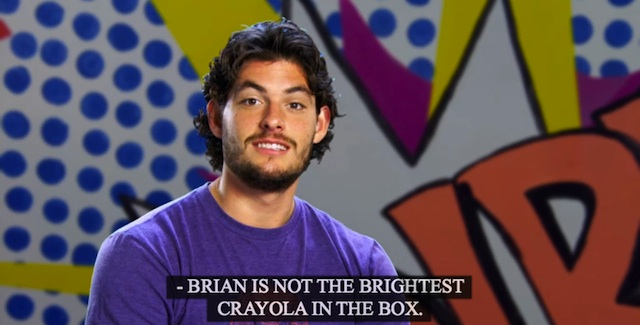 brian is not