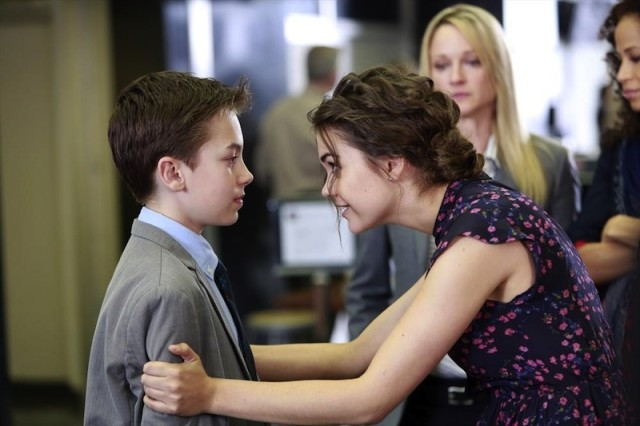HAYDEN BYERLY, MAIA MITCHELL