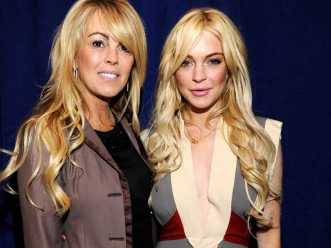 Dina and Lindsay via Live Mag