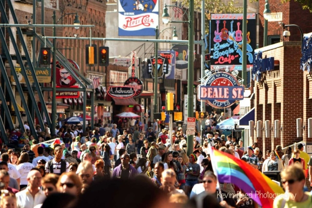 photo of Memphis Pride by Kevin Reed