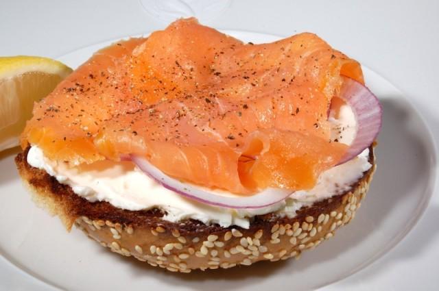 salmonbagel