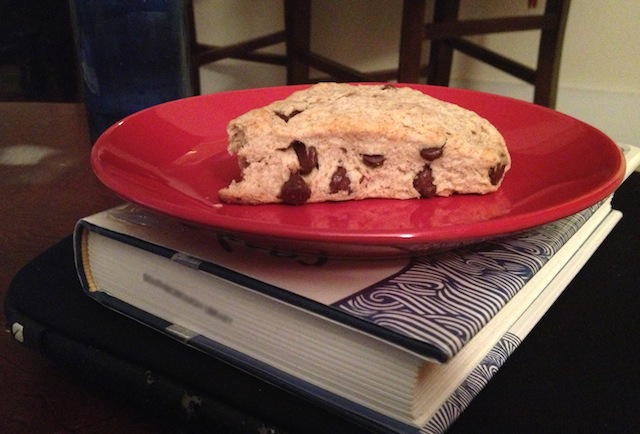 The only thing more terrifying than forgetting a memorable quotation? A world without scones.