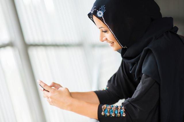 woman-texting-phone