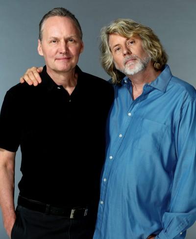 John Sylla and Mike Szymanski, via GLAAD