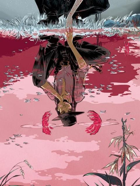 Pretty Deadly art by Emma Rios