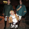 Captain Levi, Annie Leonhart and Hange Zoe