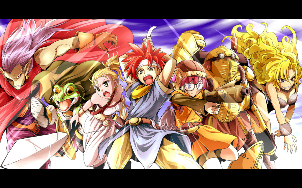 Bout of Nostalgia: Chrono Trigger Makes Us All Heroes | Autostraddle