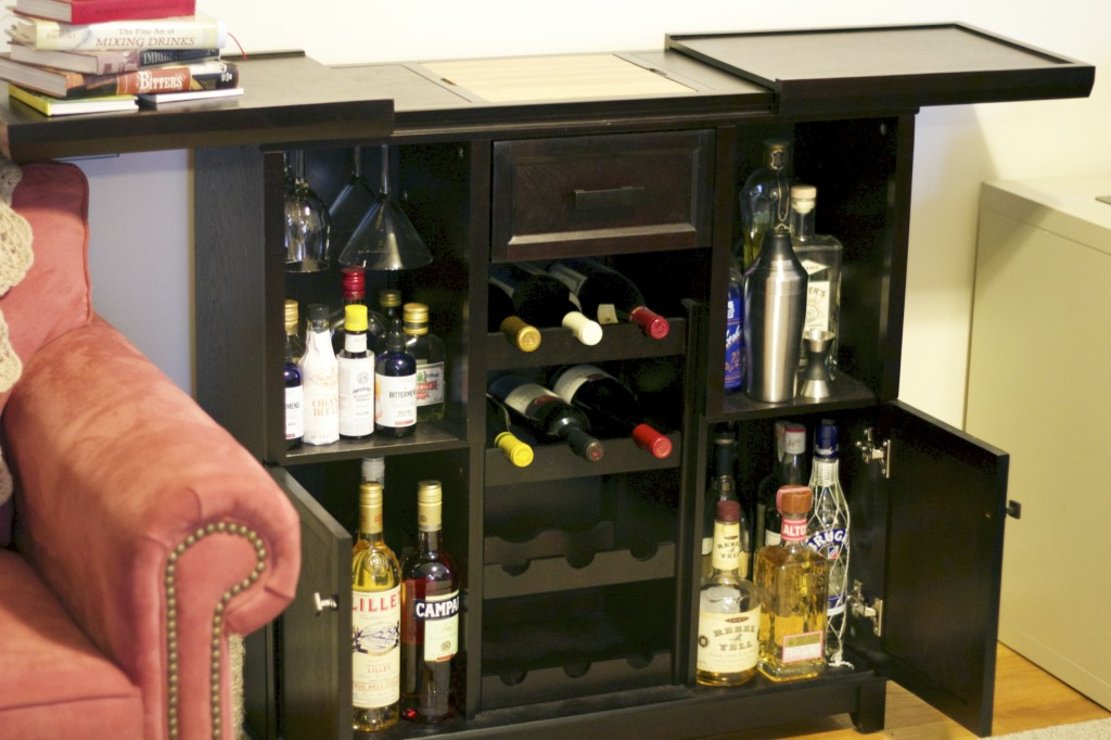 Liquor In The House: Everything You Need For A Bar At Home ...