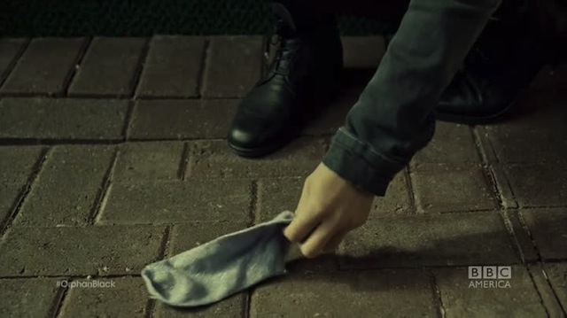 Now we know where lost socks end up: Canadian television
