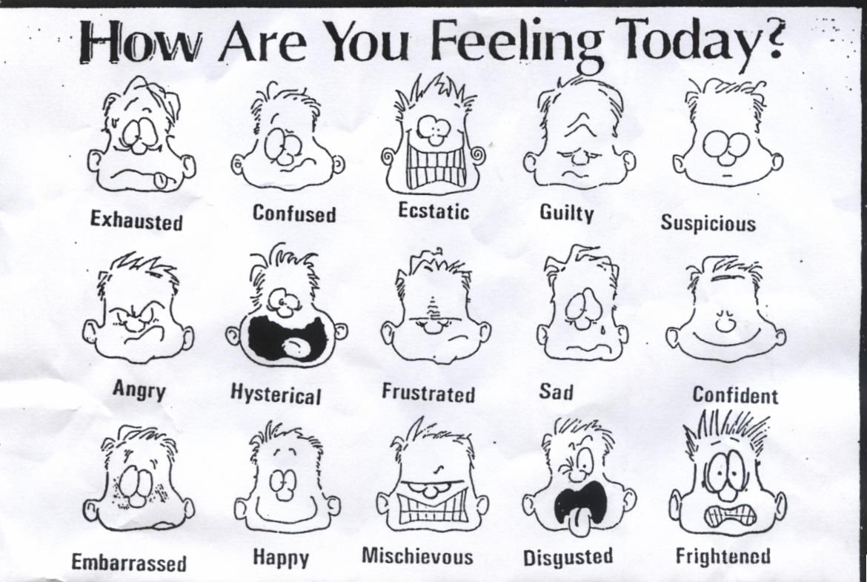 feelings chart pdf today i feel chart - Mersn.proforum.co