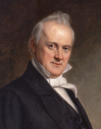 EVERYONE KNOWS JAMES BUCHANAN WAS OUR FIRST GAY PRESIDENT. GET IN LINE.