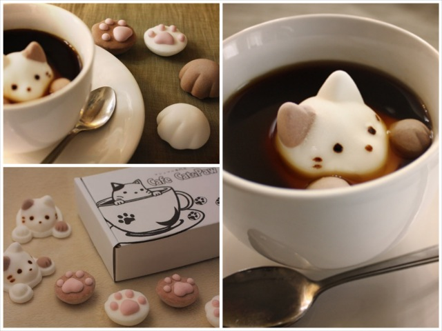 kitten marshmallows