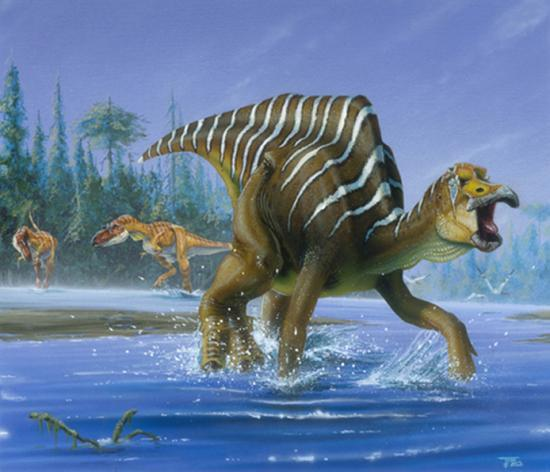via Dinosaur Planet