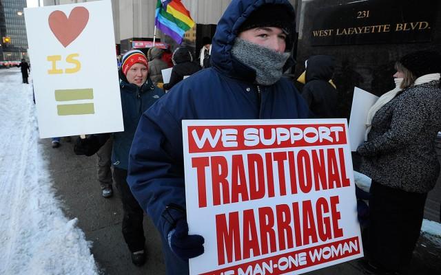 Gay Marriage Michigan