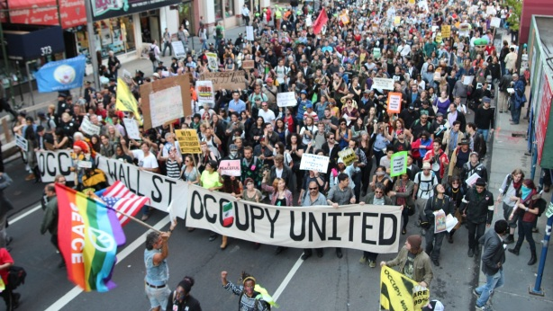 2012 May Day March via Animal New York