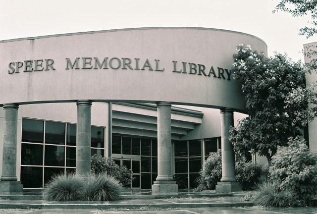 Speer Memorial Library