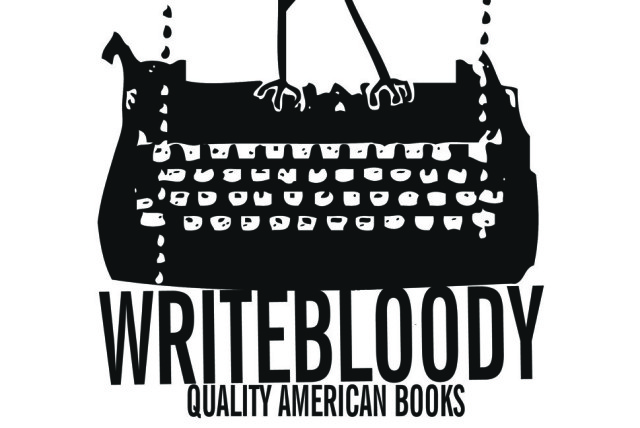 write bloody logo