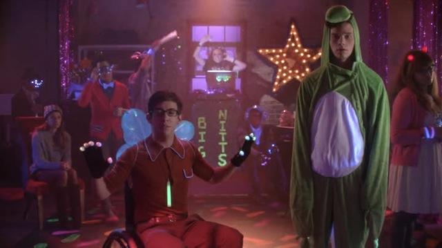 My Super Sweet Sixteen: Glee Edition