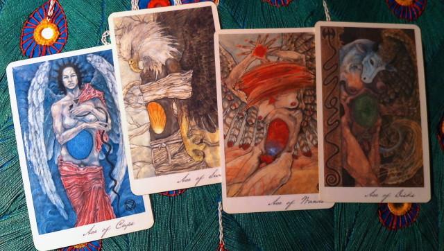Mary-el Tarot via cowriemoon.wordpress.com