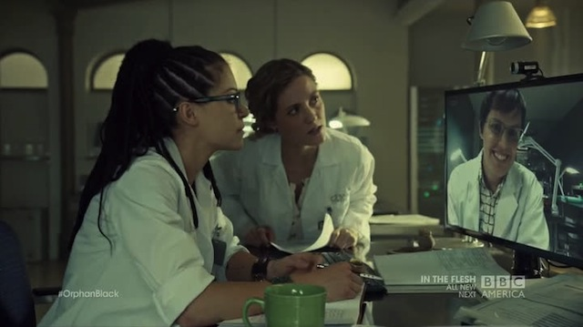 I know all about military secrets, Scott, I've seen G.I. Jane like, 100 times.