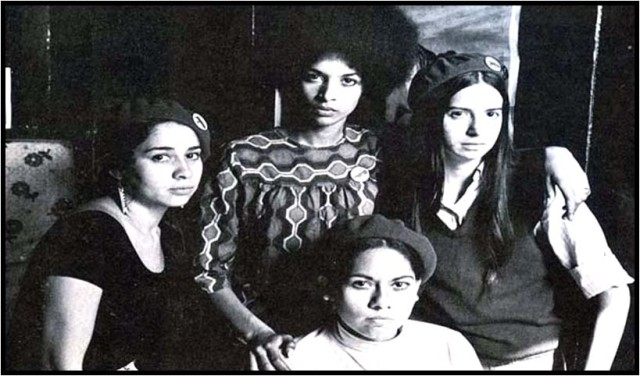 MULTIRACIAL SOLIDARITY: FEMINISM IN THE 1970S