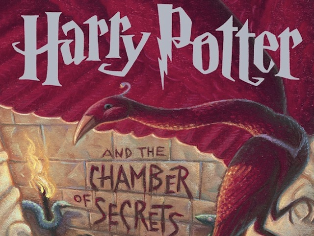 Other differences between my diary and the Chamber of Secrets: only one is a weapon of attempted genocide. (Via Harry Potter Fanzone)