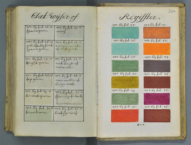 Before there was Pantone, there was this color book.