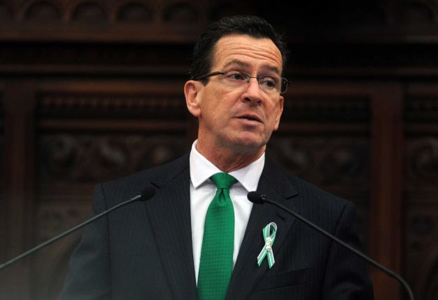 Gov. Dannel Malloy via greenwitchtime.com