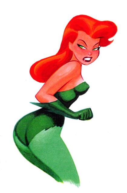 Rhymes With Witches Partners In Crime Poison Ivy And