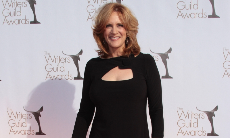 Carol Leifer at the 2012 Writers Guild Awards, Hollywood Palladium, Hollywood, CA 02-19-12