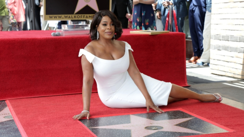 LOS ANGELES - JUL 11: Niecy Nash at the Niecy Nash honored with a Star on the Hollywood Walk of Fame on July 11, 2018 in Los Angeles, CA