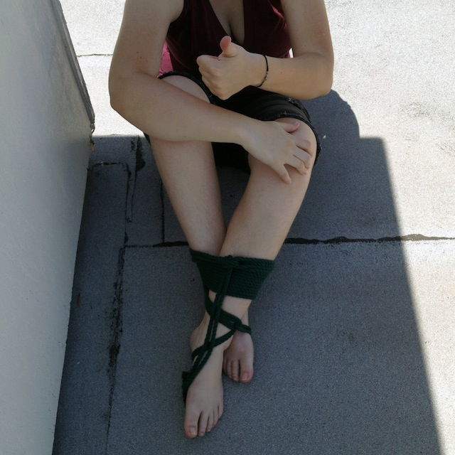 super-hot-lesbian-finished-rope-ankle-wrap-cuffs-bondage