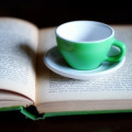 tea-on-book
