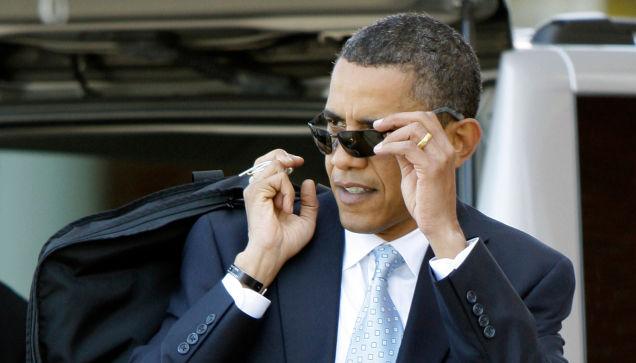 Top Secret Mission Obama