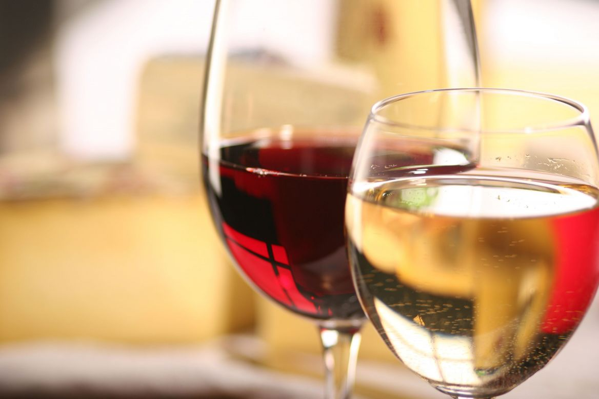 Wine Drinking And The Smell Of Wine