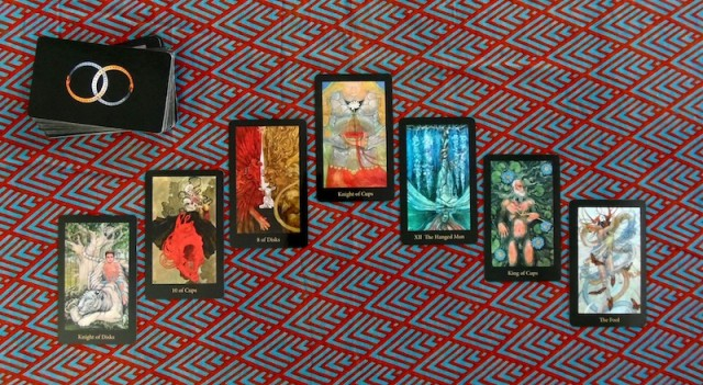Fool's Journey: Create Your Own Tarot Spread | Autostraddle