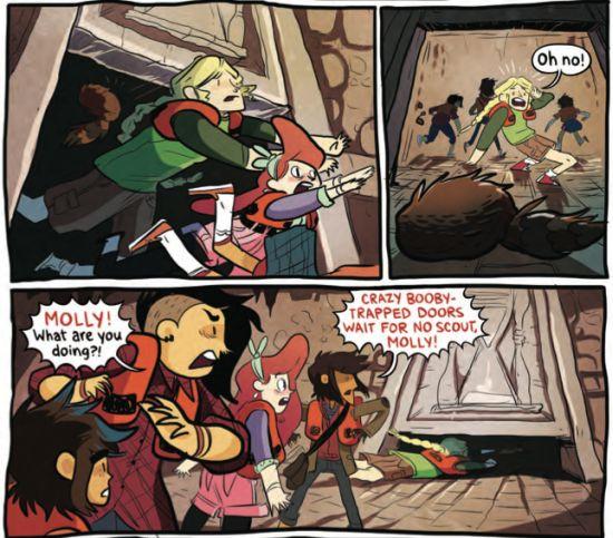 Lumberjanes 3 - Page 15