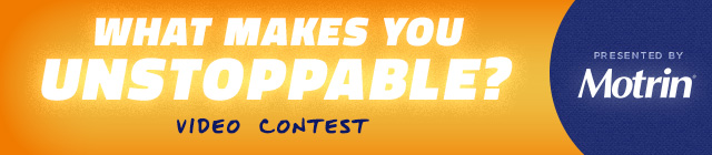 Unstoppable Contest Banner