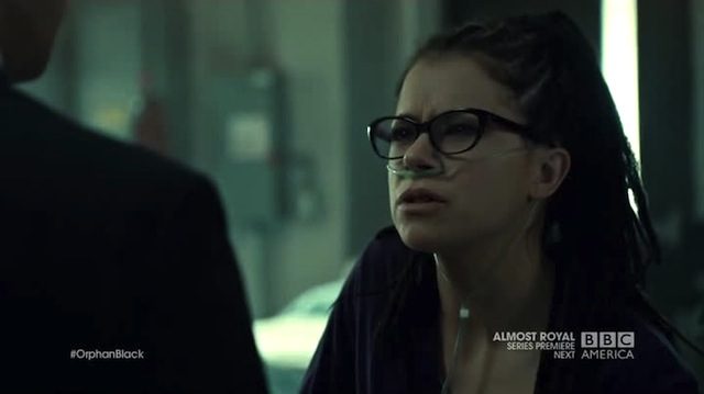 But no one knows my body, erm, my biology better than Delphine!