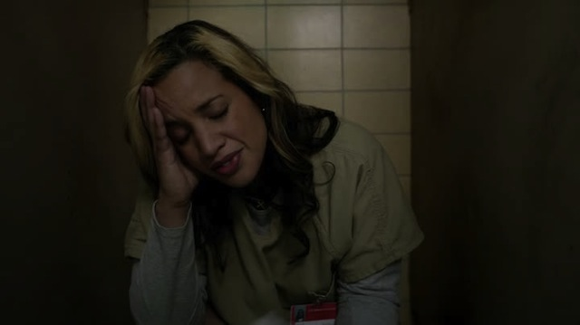 """""""The most unexpectedly sexy show on television!"""", they said. """"Prison is hot again!"""", they said."""