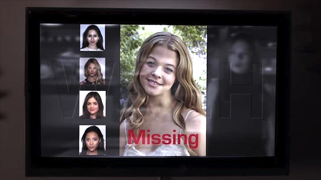 """The biggest thing Alison missed while she was """"dead"""" was when the girls did a group passport photo friend date"""