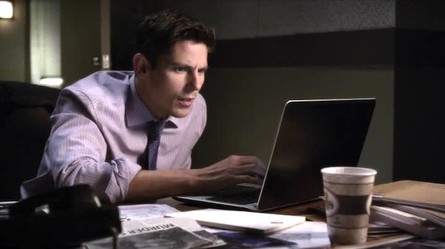 And here I thought Ezra Fitz was just an extremely well dressed chimp!