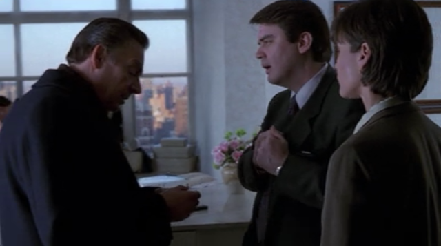 """""""Well, Detective Briscoe, we still haven't ruled out 'potential lesbian activity' as the cause of death."""""""