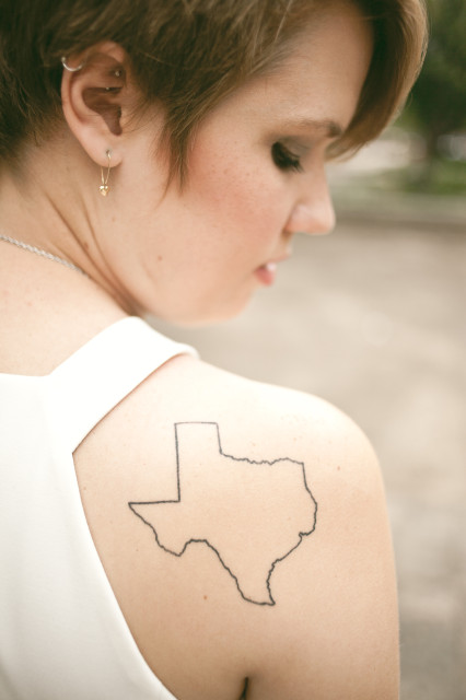 I am one of those Texans, and I am not ashamed. Photo by Mari Kang of Prima Luce Studio