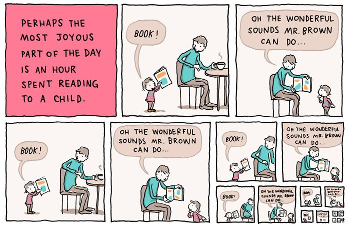 by grant snider via incidental comics